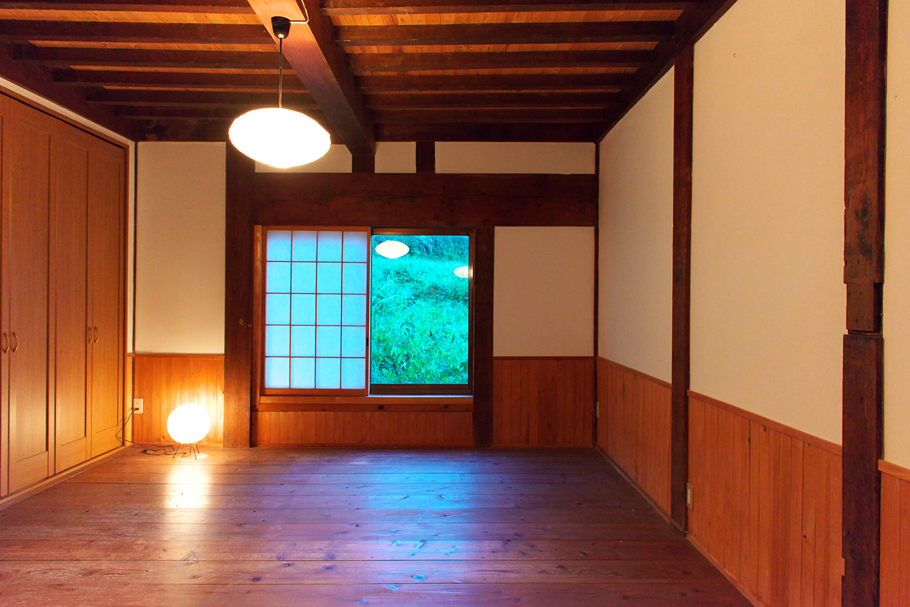 Rooms on the 1st Floor in Echigo Inner Silence Space
