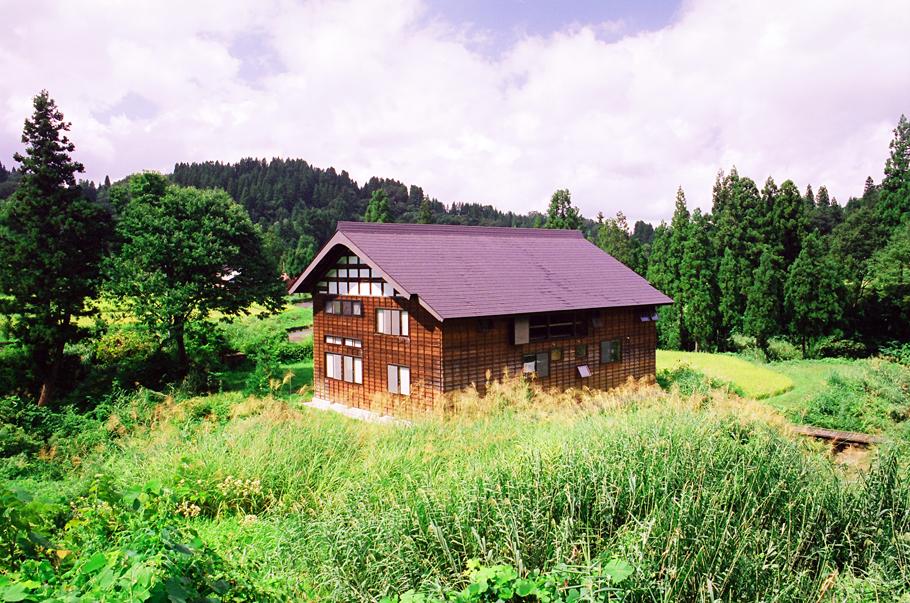 Echigo Inner Silence Space in the Summer 2012